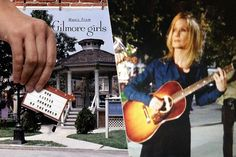 The Story Behind The Gilmore Girls Music Is Completely Delightful #Refinery29