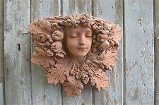 art nouveau garden wall flower pots - Google Search