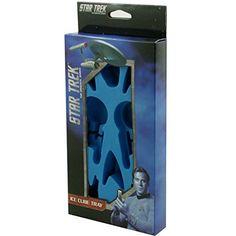 ICUP Star Trek Ice Cube Tray Blue @ niftywarehouse.com #NiftyWarehouse #StarTrek #Trekkie #Geek #Nerd #Products