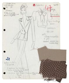 - Images From 'Yves Saint Laurent: The Scandal Collection 1971' - The Cut