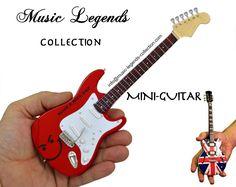 Music Legends Collection Mini guitars