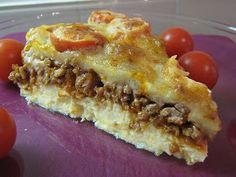 Mau!kas ruokablogi: Tacopiiras Cheesesteak, Lasagna, Food And Drink, Cooking Recipes, Keto, Baking, Ethnic Recipes, Desserts, Blog