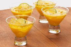 Triple-Citrus Margarita recipe