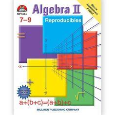 64 best algebra tools images on pinterest algebra games algebra algebra ii reproducible book ibookread Read Online