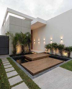 Villa Design, Facade Design, Exterior Design, Architecture Design, House Front Design, Modern House Design, Dream Home Design, Luxury Homes Dream Houses, Dream Homes