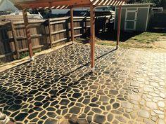 Elegant Quikrete 6921 32 Walk Maker, Color May Vary   Concrete Pavers   Amazon.
