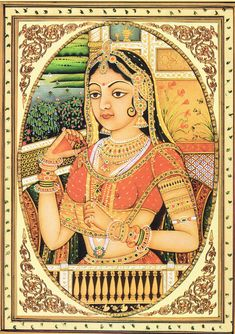 Indian MiniaturePainting