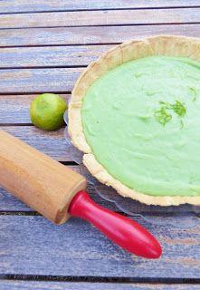 Vous reprendrez bien un kilo?: Tarte au citron vert. Foodista challenge #10