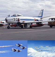F-86【初代ブルーインパルス】