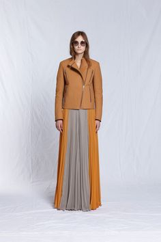 skirt pleats. Maison Martin Margiela