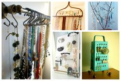 diy jewelry holder ideas