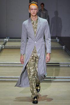 Comme des Garçons Homme Plus Spring 2013 Menswear Collection