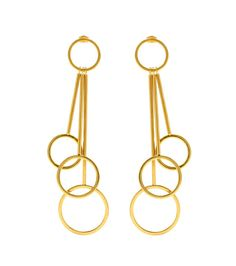 MARNI Metal Earrings. #marni #jewellery