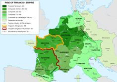 Rise of the Frankish Empire