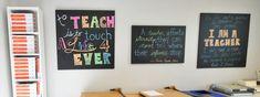 Supply List: Surprise Teachers' Lounge Makeover