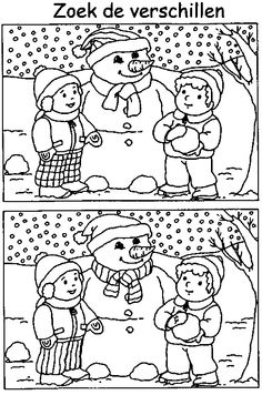 winter- what's different?