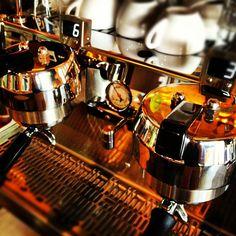 My friend, Synesso Hydra Espresso Machine