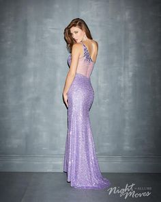 Night Moves Prom 2014: Style: 7092