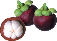 Mangosteen: When peeling the fruit to get to its sweet, juicy and fleshy meat, you have to be careful as the purple stains your hands and clothes