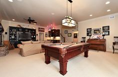 Recreational Room http://www.facebook.com/media/set/?set=a.10151238883201403.446489.71257806402=1 #realestate #charlotterealestate #recroom