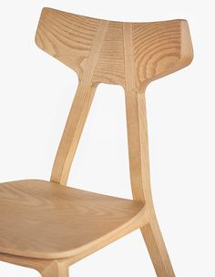 Solid wood chair YOLEE By Anesis design Athanasios Babalis Accent Chairs For Sale, Teal Accent Chair, Chair Design Wooden, Furniture Design, Wooden Furniture, Furniture Ideas, Wooden Chair Plans, Wooden Dining Room Chairs, Wrought Iron Patio Chairs