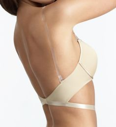 Le Mystere Dos Nu Nude Back Convertible Bra 1155 - Le Mystere Bras