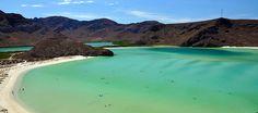 Playa Balandra, La Paz, Baja California Sur, Mexico