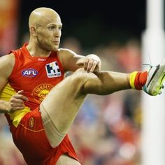 No one could lay a glove on Gary Ablett this season and the players voted accordingly when it came to deciding the league's Most Valuable Player.