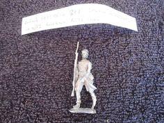 Bussler #34-F 54mm Union Infantryman Kepi Rifle Soldier Metal Military Figure #Bussler