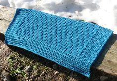 Couverture Bébé Nomade par Tricote pas tout! - thread&needles