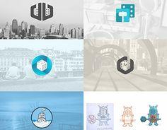 Logo Proposal for a client - Dice Breaker Portfolio Logo, Proposals, Working On Myself, Dice, New Work, Logo Design, Gaming, Behance, Logos