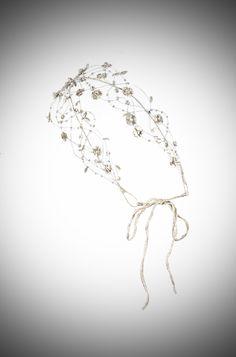 Wonderland Headdress Jenny Packham