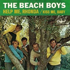 May 29th, 1965, The Beach Boys hit the No 1 spot with their song Help me Rhonda - they knocked The Beatles 'Ticket To Ride' out of that coveted top slot.