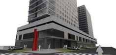EA+STUDIO Arquitetura - Florianópolis - Santa Catarina - Brasil - Kennedy Towers