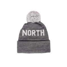 Winter Hat - Grey