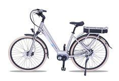 Neben dem klassischen Design ist das Besondere am Diamond mit Sicherheit der tiefe und breite Einstieg. Damit aber die Steifigkeit weiterhin gegeben ist, hat das WEE E-Bike Diamond einen Doppelrohrrahmen mit einer Dicke von 3mm. Damit ist der City-Tourer unisex, also geeignet für Mann und Frau.