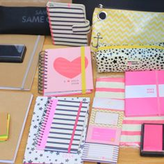 Summer collection HEMA - such paperblanks inspire me to learn more French words :)