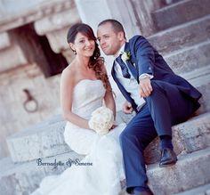 wedding in Gubbio