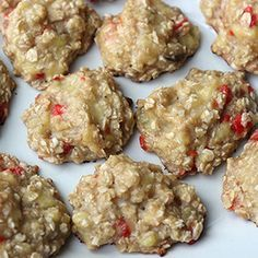 Two Step Oatmeal Breakfast Cookies   Skinny Mom   Where Moms Get The Skinny On Healthy Living                                                                                                                                                                                 More
