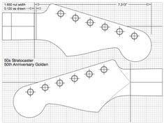 fender bass headstock template - 32 best recording studio designs images on pinterest