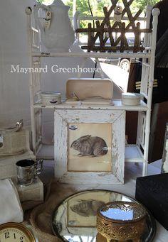 *Maynard Greenhouse: Brimfield #2