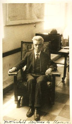 Guillermo Kahlo, father of Frida