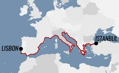 Esplorare la cultura mediterranea in bicicletta