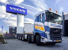 Volvo FH 10x4 voor Breedveld