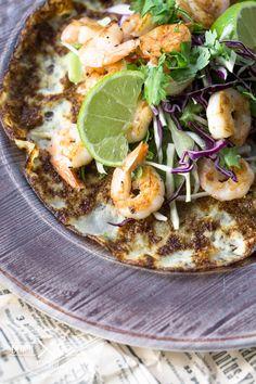 Beach House Kitchen: Brasilialaiset tapiocaletut suolaisella täytteellä #kisaeväät #kruoka