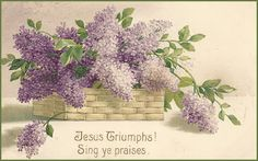 """""""Jesus Triumphs! Sing ye praises"""""""