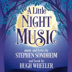 22nd May - 17th October, Stephen Sondheim's A Little Night Music at Pitlochry Festival Theatre