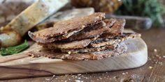 Buckwheat Walnut Flatbread