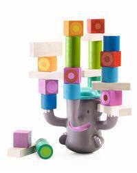 Spielzeug Kaffeemaschine HONEYHOME 10 teilig in bunt