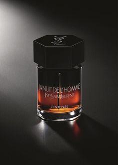 La Nuit de L'Homme L'Intense Yves Saint Laurent Masculino Imagens